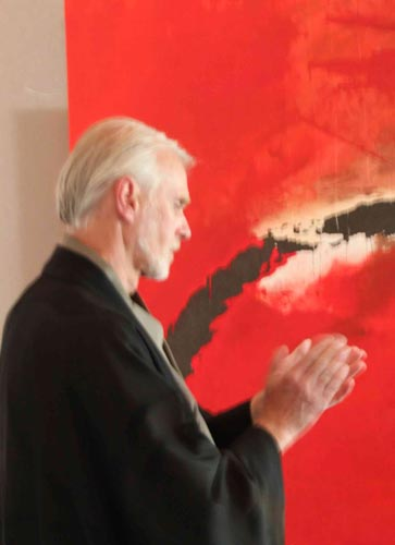 Ausstellung Artists for Freedom - Vernissage